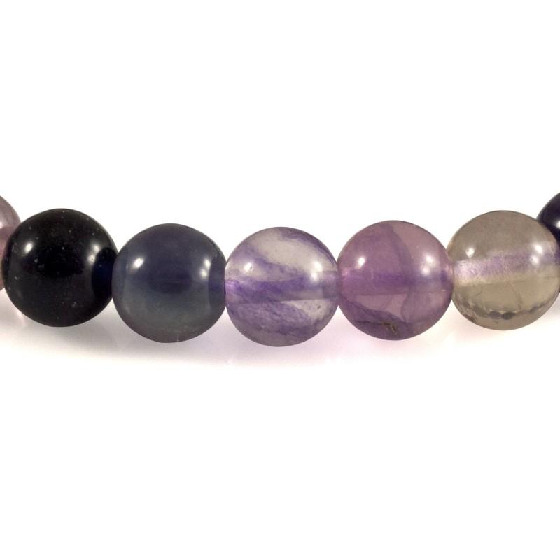 bracelet pierre perles de fluorite el gance min rale. Black Bedroom Furniture Sets. Home Design Ideas