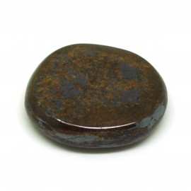 Bronzite, Pierre plate, à l'unité