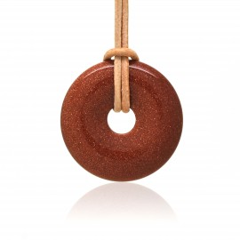 Donuts Pierre, rond de Pierre de soleil 30 mm