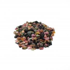 Tourmaline, morceaux taille XXS, par 50 grammes
