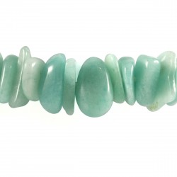 Bracelet Pierre baroque Amazonite