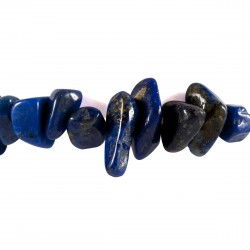 Bracelet Pierre baroque Lapis Lazuli