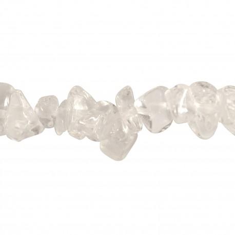 Collier baroque Cristal de Roche
