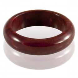 Bague pierre jaspe rouge foncé T52, 54, 55, 56