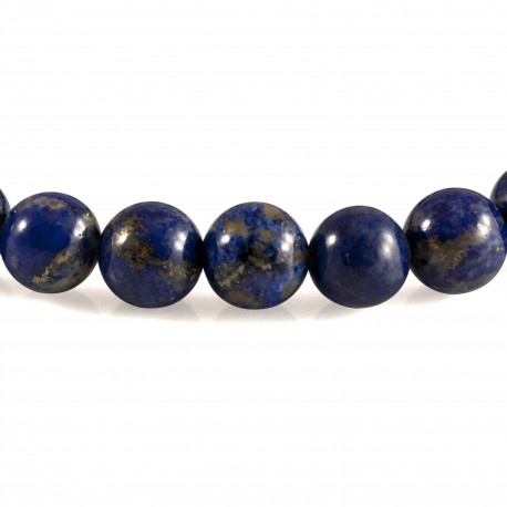 Bracelet Pierre, perles de Lapis Lazuli
