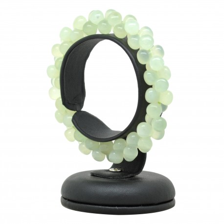 Perles de Jade, Bracelet ADN en Pierre