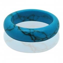 Bague Pierre fine Turquoise 5 mm