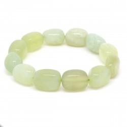Bracelet Pierre roulée Jade de Chine