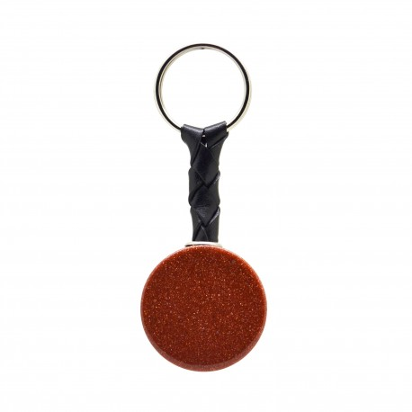 Porte-clés, disque de Pierre de soleil