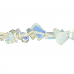Collier Pierre baroque Opalite
