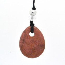 Rhodonite, Collier Joy