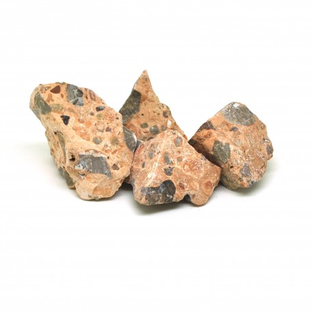Léopardite, Pierre brute, par 100 grammes