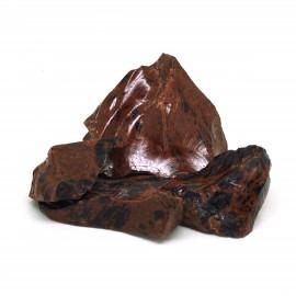 Obsidienne acajou, Pierre brute, par 100 grammes