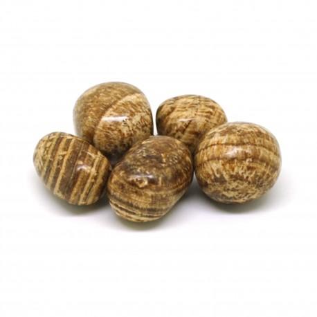 Aragonite, Pierres roulées, par 100 grammes