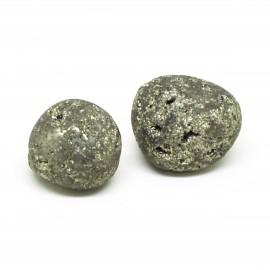 Pyrite, Pierres roulées, par 50 grammes