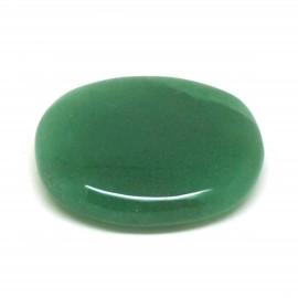 Aventurine verte, Pierre plate, à l'unité.