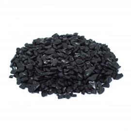 Tourmaline noire, morceaux taille XXS, par 100 grammes