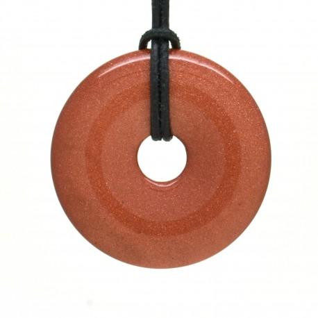 Donuts Pierre, rond de Pierre de soleil 40 mm