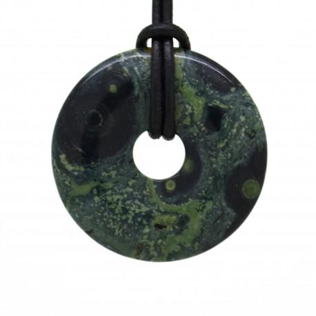 Jaspe Kambaba, donuts pierre 40 mm