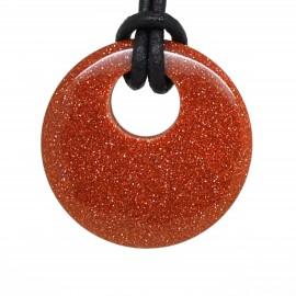 Donuts cercle en Pierre de soleil
