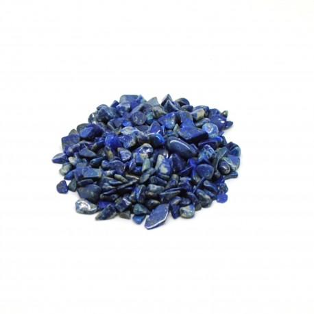 Lapis lazuli, morceaux taille XXS, par 50 grammes