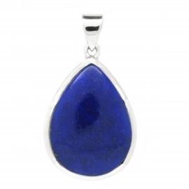 Goutte de Lapis lazuli, Pièce unique