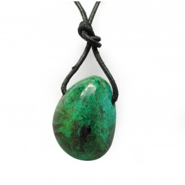 Chrysocolle, Collier forme libre