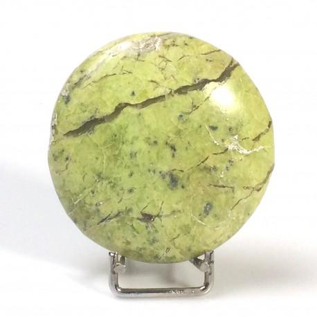 Galet d'opale verte, Madagascar, 156 grammes