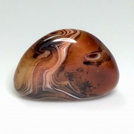 Agate, forme libre, 170g