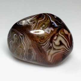 Agate, forme libre, 210 g