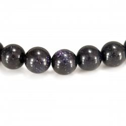 Bracelet Pierre des étoiles, perles 8 mm